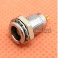 1pcs Female 4 Pins Connector Adapter For Audio GPS Cable DIY headphone
