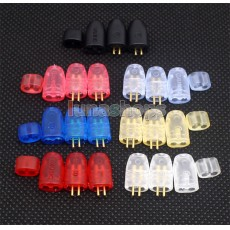 7 Color Dia 0.75mm Ultimate UE tf10 5pro sf3  Earphone Pins Plug For DIY Cable