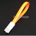 22cm Iphone 5 Male TO USB Adapter Cable With Smart Magnatic Techonogy