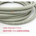 4.5m Rj45 CAT7 CAT 7 SSTP RJ45 LAN Ethernet Network Cable Patch Shielded 10Gbps