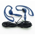 3color 3.5mm Stereo Sport Clip Ear MDR-J10 Earphone Headphone