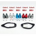 1 pair 4 color 10mm Sound Speaker Shell For Sports Clip Earphone Repair DIY Custom