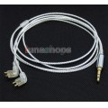 Silver Plated OCC Earphone Cable For FitEar MH334 MH335DW Go togo334 F111 PARTERRE-000