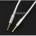 1.5m Silver Plated OCC Upgrade Talkback Cable for Turtle Beach X11 DX11 PX21 X12 PX3 DPX21 XL1 headphone