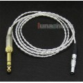 Best Price Silver Plated + 4N OCC Earphone Cable For AKG K812 Reference Headphone