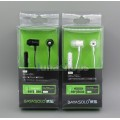 Bayasolo V1 In-ear Stereo With Remote Mic Earphone For Iphone Android etc.