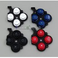 Repair Parts Original Button Set With Rubber For Sony PSP Slim 2000 2001