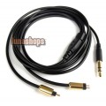 1.2m Handmade Cable For Ultimate Ears UE TF10 SF3 SF5 5EB 5pro Earphone Headset