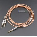 With Slide Block Shielding Earphone Cable For Sol Republic Master Tracks HD V8 V10 V12 X3 Headphone