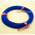Blue 100m 30AWG Pailic Silver Plated + 5n OCC Signal Hi-res Wire Cable 7/0.1mm2 Dia:0.65mm For DIY H...