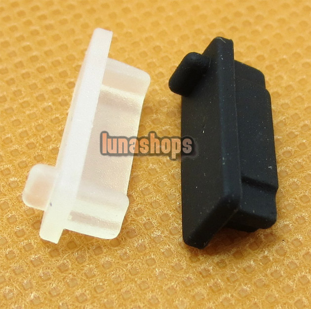2pcs Silica Gel Dustproof dustfree dust prevention Plug Adapter For Esata-A Female port