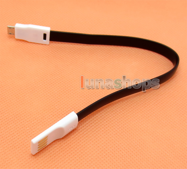 22cm Micro USB Male TO USB Adapter Cable With Smart Magnatic Techonogy