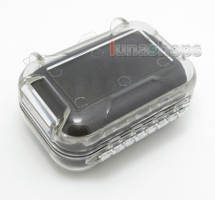 Waterproof Earphone Bag Case Box For Westone W40 W50 W60 Shure se846 se535 etc