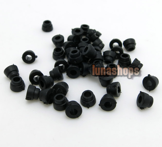 2pcs 1.5mm Diameter earphone pin shell Tail Socket Plug For sennheiser shure tf10 w4r etc. Type2