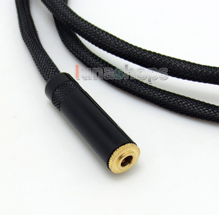 100cm HiFi 3.5mm male to female extension Cable