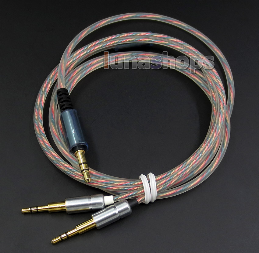 Hi-OFC Headphone Cable For Sennheiser HD497 HD447 HD437 EH350 HD202 HD212