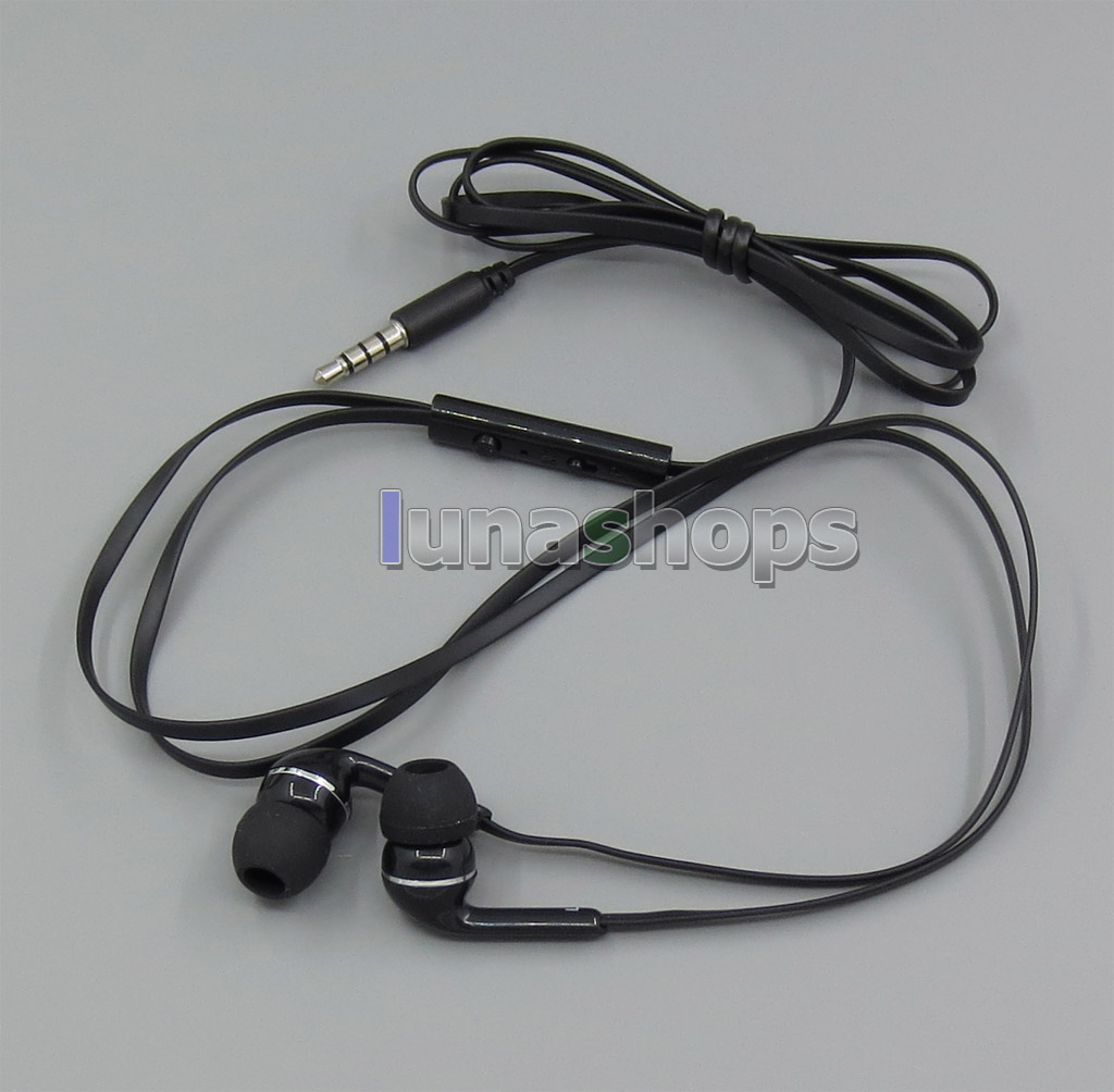 Bayasolo V11 In-ear Stereo With Remote Mic Earphone For Iphone Android etc.
