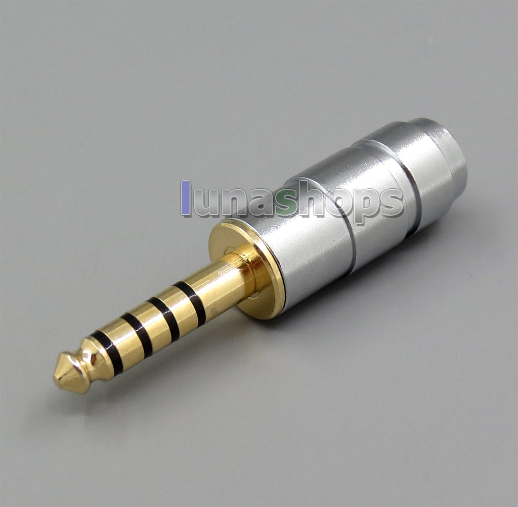 4.4mm Headphone Earphone Pin Audio Adapter For Sony PHA-2A TA-ZH1ES NW-WM1Z NW-WM1A AMP Player