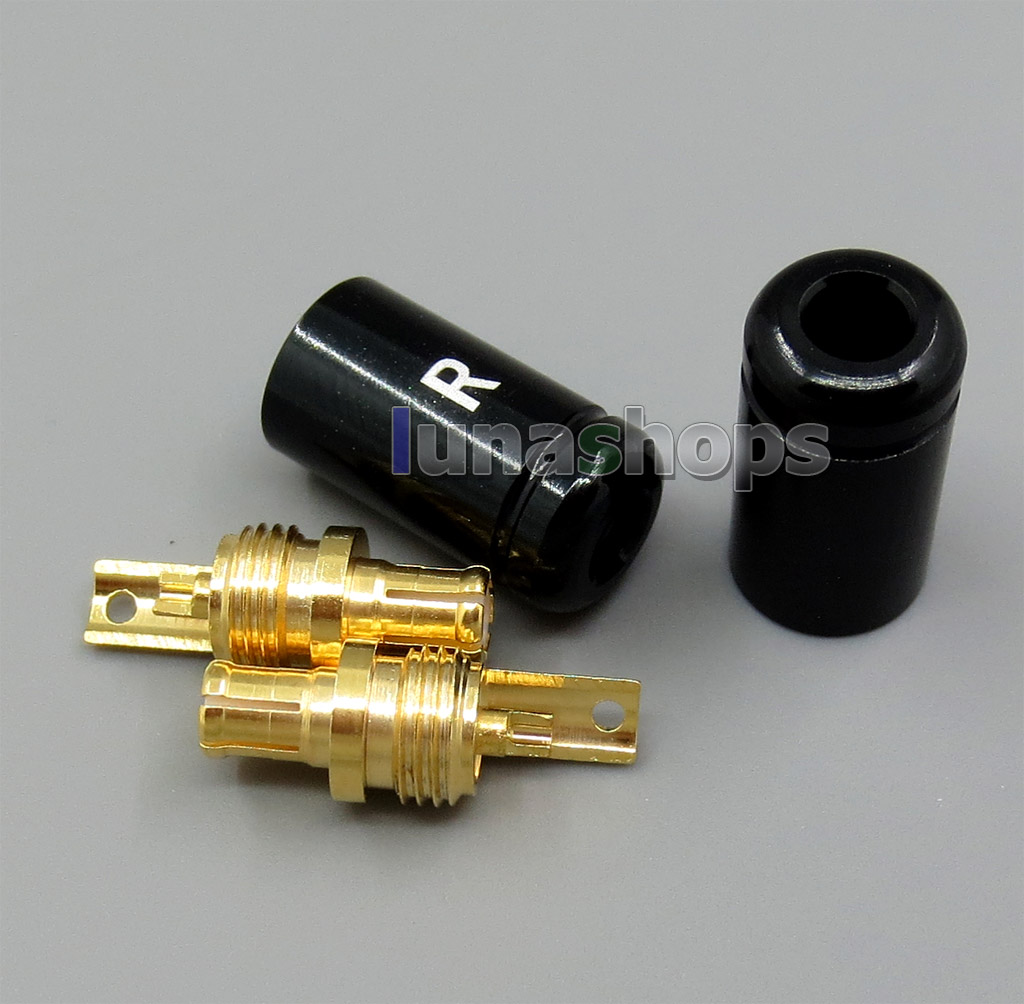 Tang-Seires Earphone DIY Pins Plug For Audio Technica ATH-CKS1100 E40 E50 E70