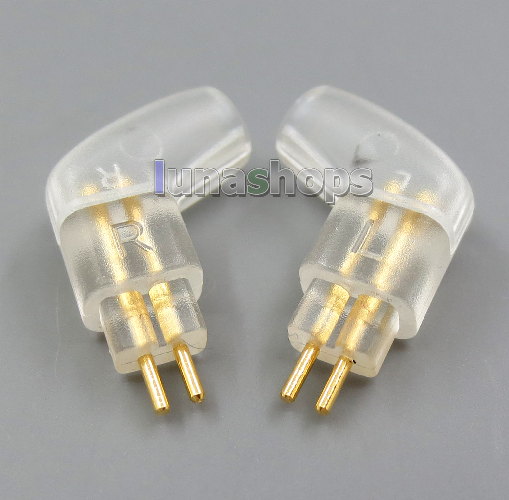 0.78mm Earphone Pins Plug For Westone UE11 ES3 W4R UE18 UM3XRC Cable Connector S