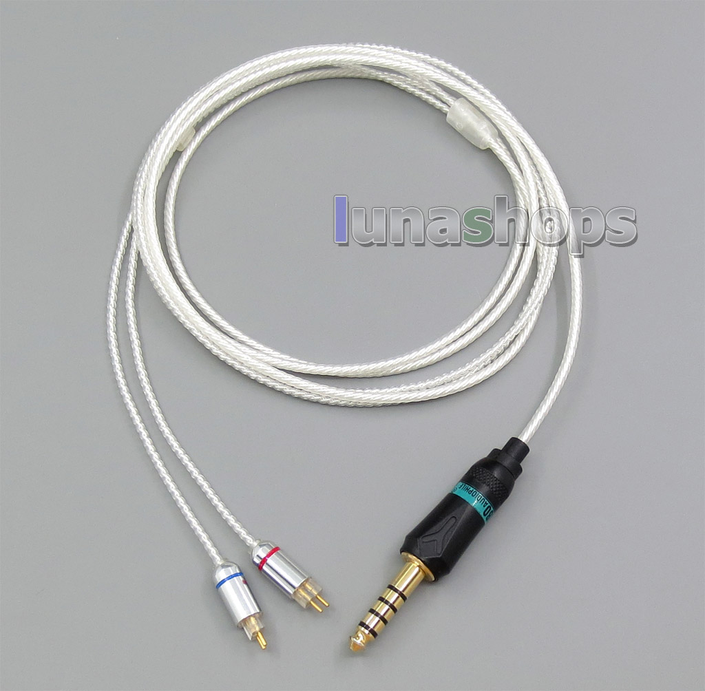 4.4mm Earphone cable for Sony PHA-2A TA-ZH1ES NW-WM1Z NW-WM1A AMP Player Westone W4r UM3X UM3RC ue11 ue18 JH13 JH16 ES3