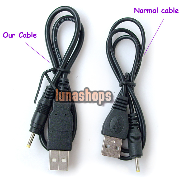 USB CABLE CHARGER XBOX 360 WIRELESS HEADSET MICROSOFT ZX-6000