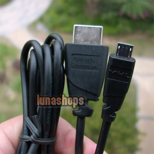 Micro MHL To HDMI Female HDTV Adapter Cable For Samsung Galaxy S2 II i9100