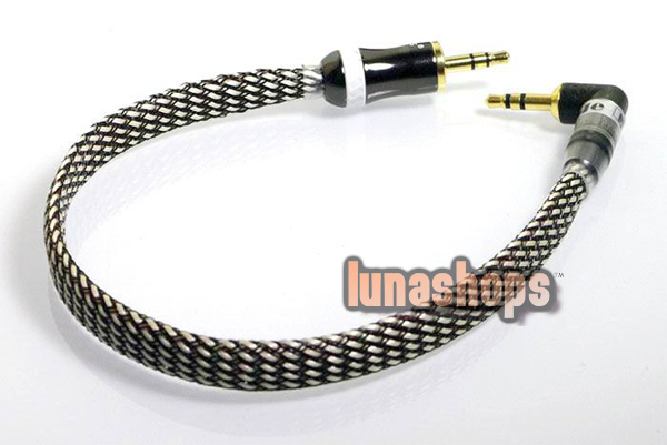 Pailiccs 3.5mm male to Neutrik Male Cable For D50