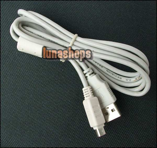 USB 2.0 Digital Camera Data Transfer Cable for Olympus