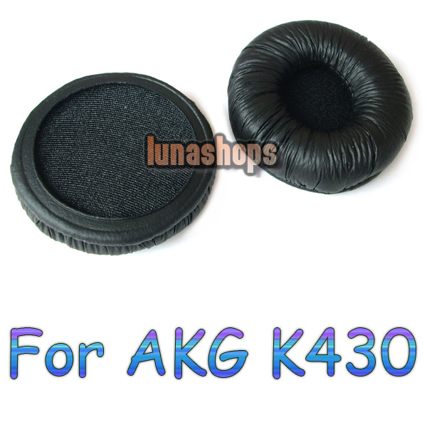 OEM Leather Ear Cushion Pads for AKG K 450 K450 K430 Headphone Headset Earphone