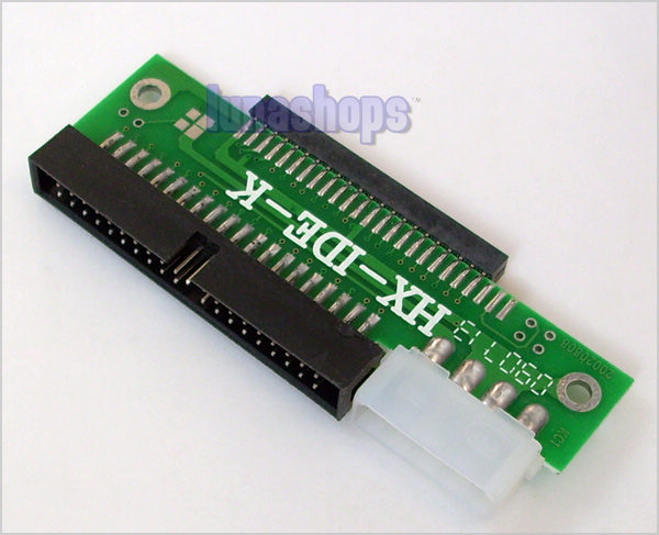 Hard Drive 2.5 HD to 3.5 IDE HDD Converter Adapter Connector Card