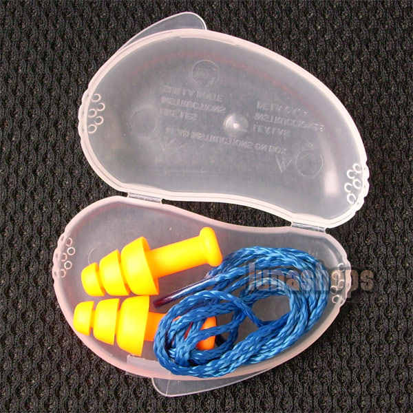 Howard LEIGHT Quiet Down Filled SMF30 Ear Plugs REUSABLE Earplugs