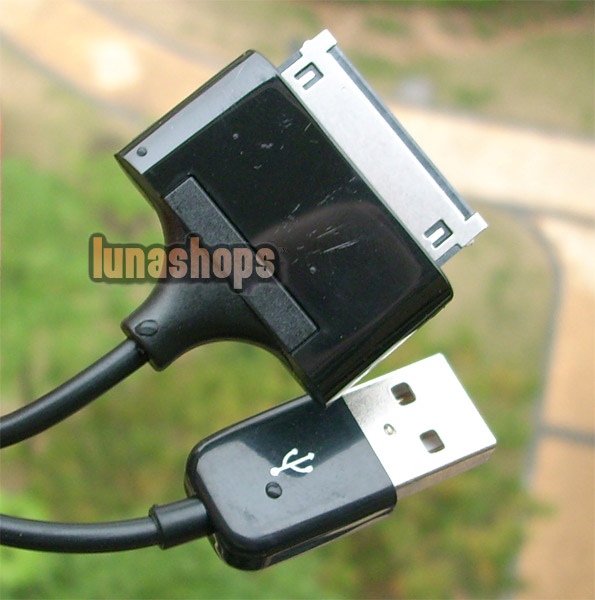 "USB Data Charger Cable For Lenovo IdeaPad K1 10.1"" Tablet"