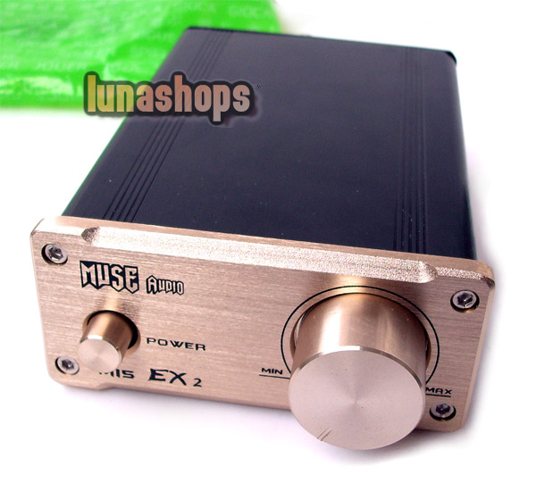M15 EX2 TA2024 T-Amp Mini Stereo MUSE Amplifier 15WX2