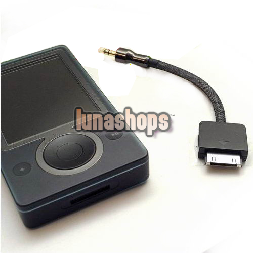 For Microsoft Zune 30G MP3 Player Hifi Dock Cable
