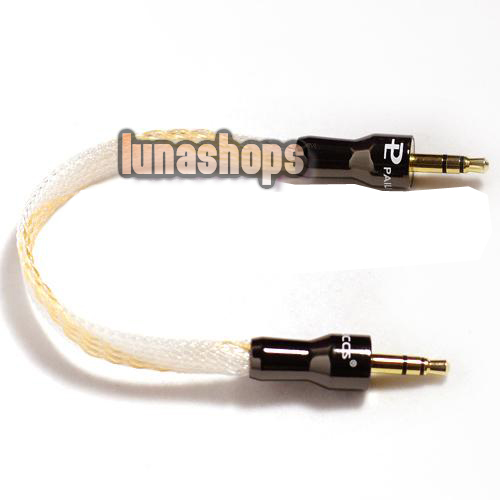 Music Belt 3.5mm Male to Male Audio Hifi Cable