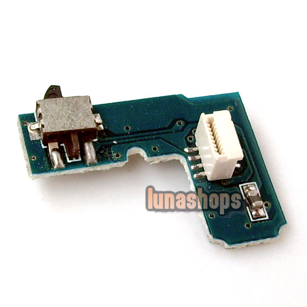 SCHP 70000x POWER RESET SWITCH PCB RIBBON FOR SONY PS2