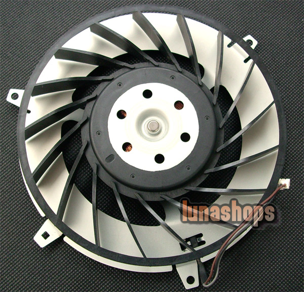 17 SONY PLAYSTATION 3 INTERNAL COOLING FAN PS3 KFB1412H Repair