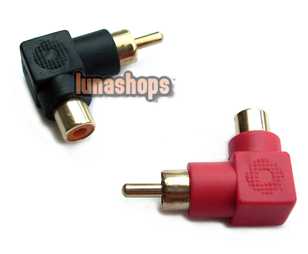 USB 2.0 A Male to Female Extension Cable 90 Degree Right Angle Adapter JH