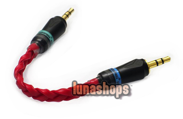 Wireworld PLATINUM STARLIGHT PSH 3.5mm male to male cable