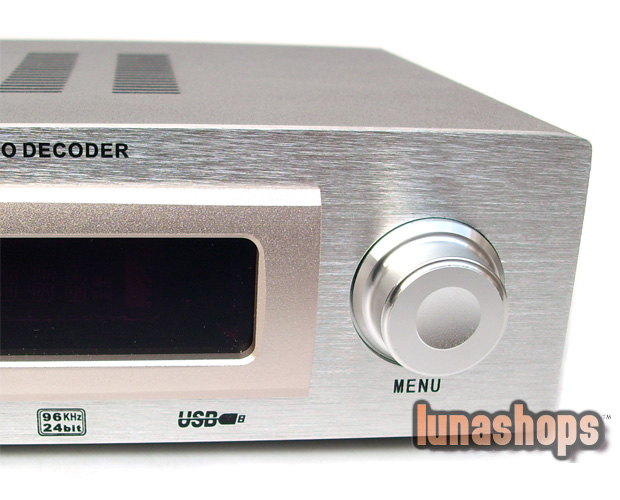 HiFI MOCHA X-3B 5.1 DIGITAL AUDIO USB DECODER