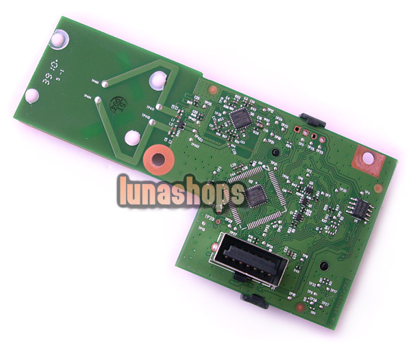 RF Module PCB Board Power Switch for Microsoft Xbox 360 Slim Repair Replacement Parts