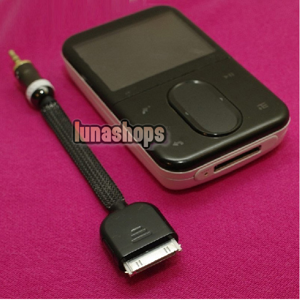 Creative ZVM LO Mp3 Player HiFi Dock Cable 3.5mm